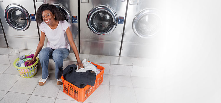 African-American-Woman-Doing-Laundry